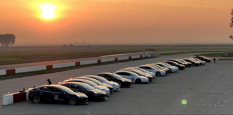 Tesla «спасёт» Fiat Chrysler от огромных штрафов в Европе