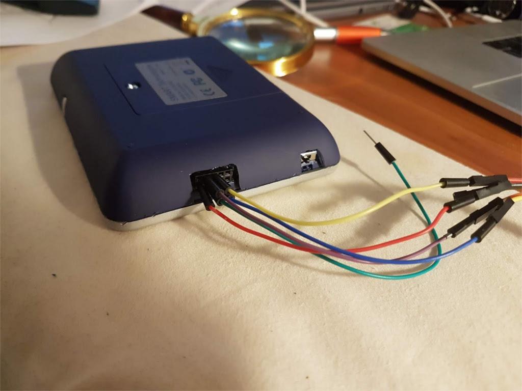 Пишем OTA-загрузчик для ATmega128RFA1 (в составе устройства Smart Response XE) - 3