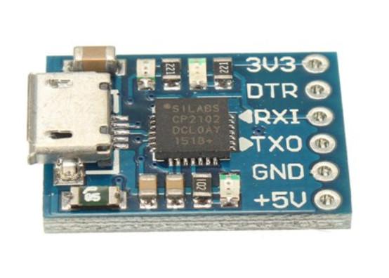 Пишем OTA-загрузчик для ATmega128RFA1 (в составе устройства Smart Response XE) - 5