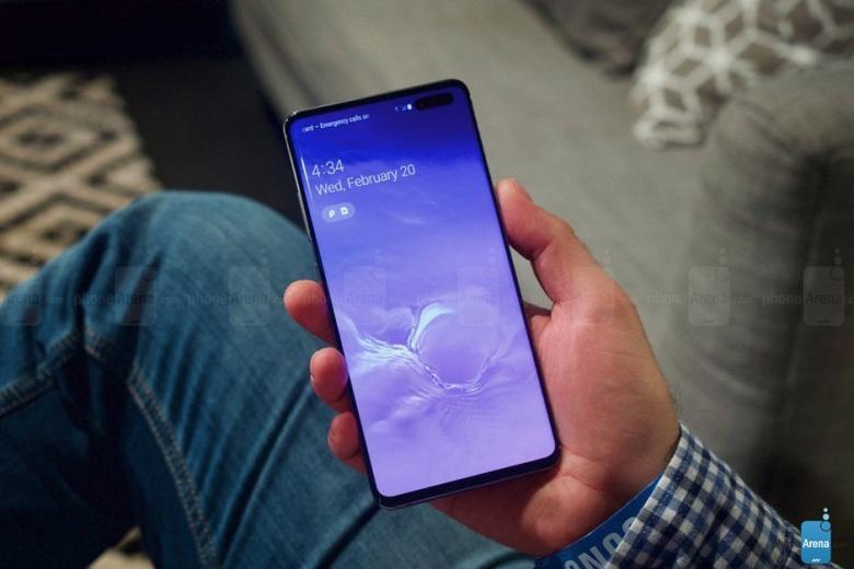 Видео дня: самый большой и самый быстрый Samsung Galaxy S10 5G исследовали изнутри