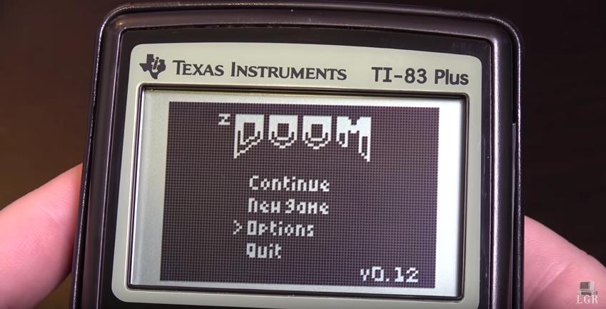 Выжимаем максимум из графических калькуляторов: игры на TI-83 - 1
