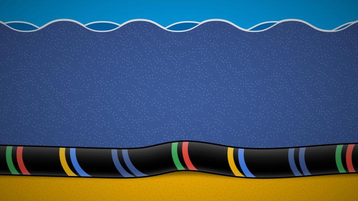 Facebook и Google планируют проложить подводную интернет-магистраль вокруг Африки - 1