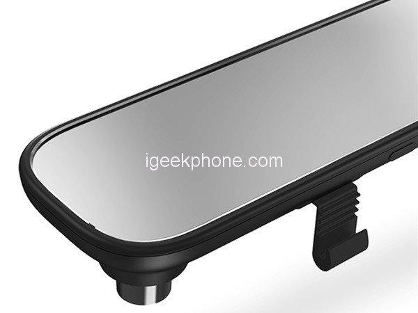 Xiaomi выпустила видеорегистратор и зеркало заднего вида в одном корпусе за 67 долларов