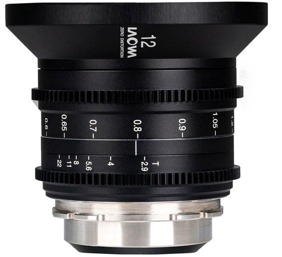 Анонсированы объективы Laowa OOOM 25-100 t/2.9 и 12mm t/2.9 Zero-D