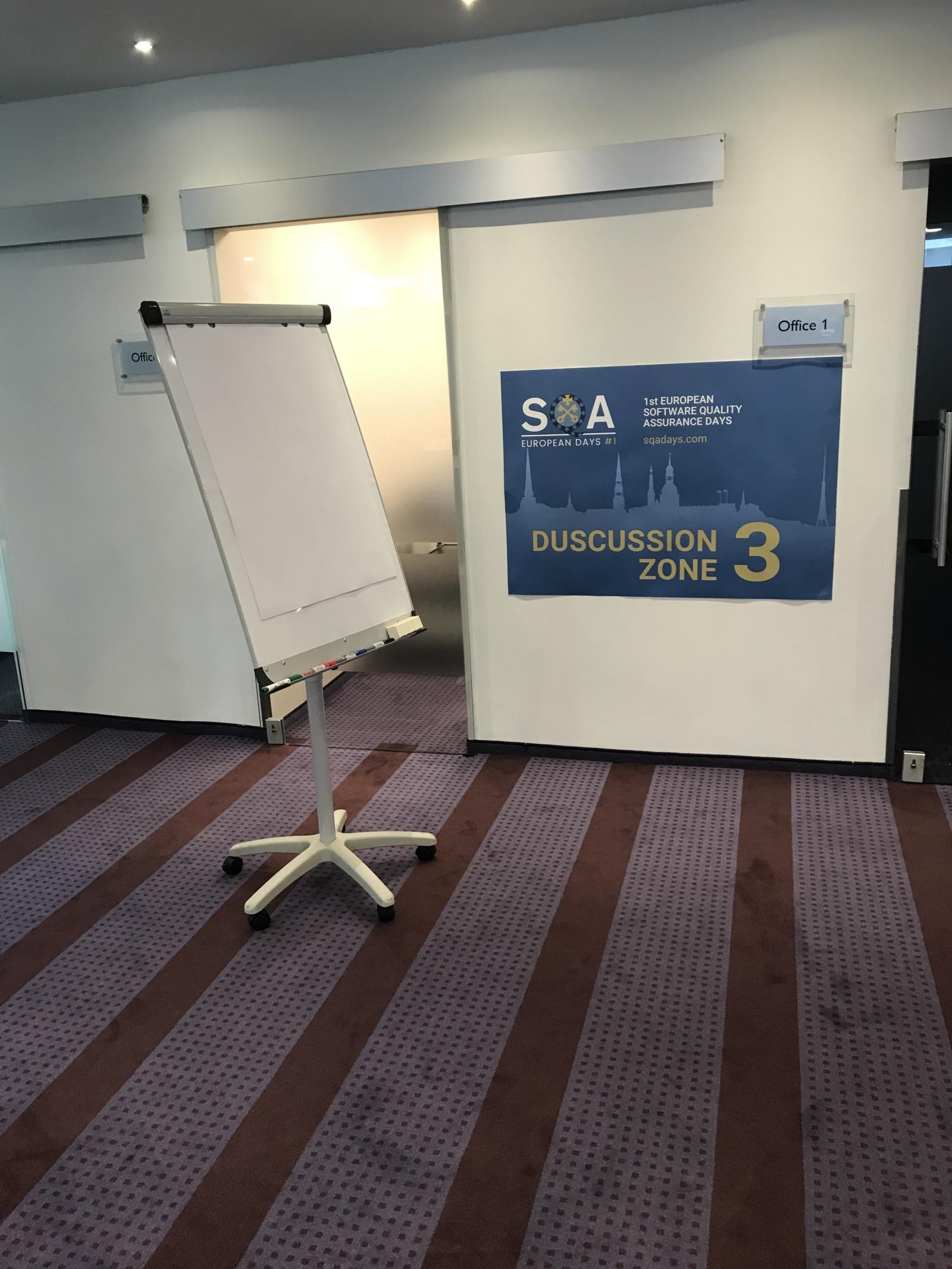 Обзор конференции SQA Days EU - 5