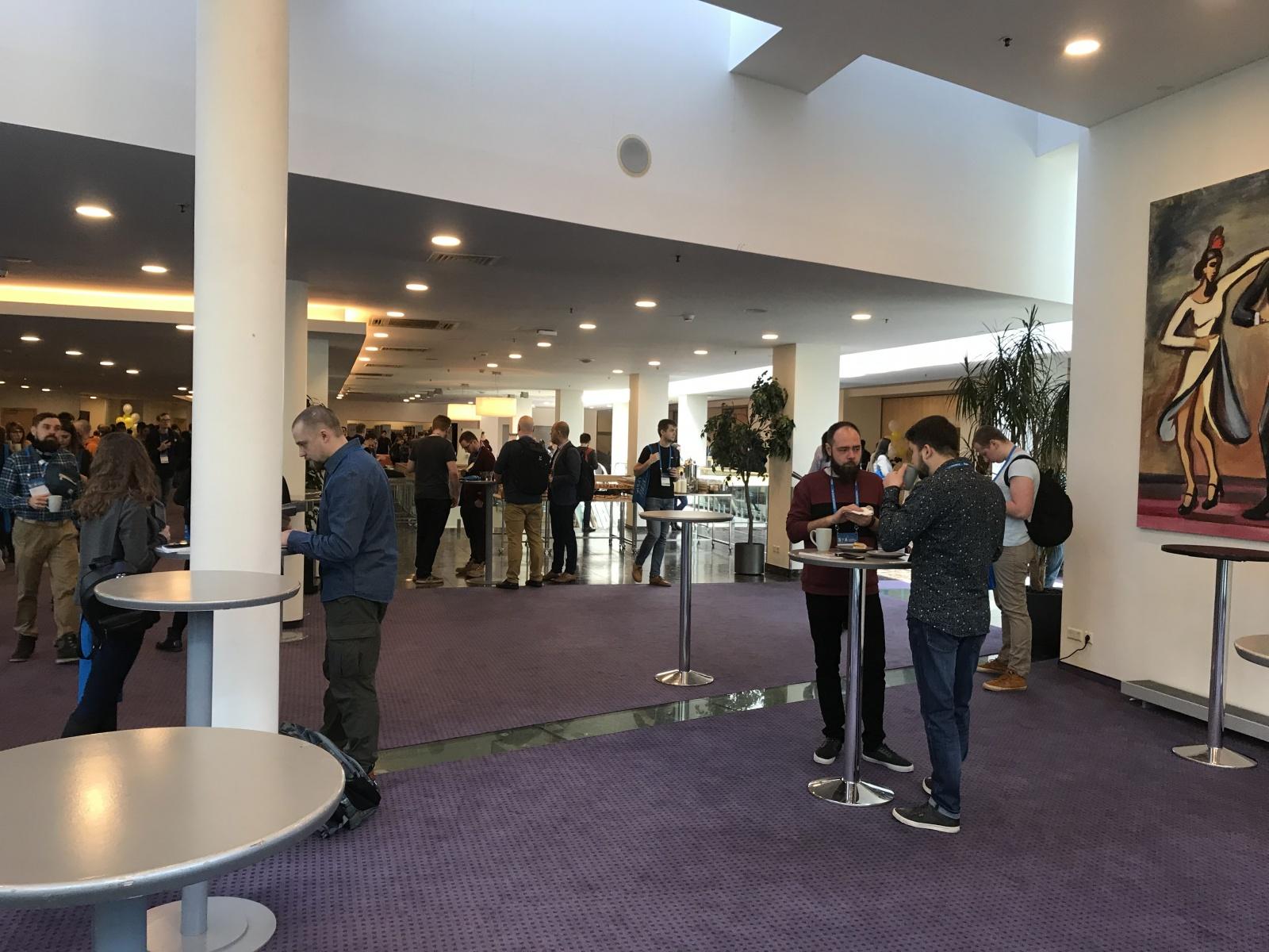 Обзор конференции SQA Days EU - 8