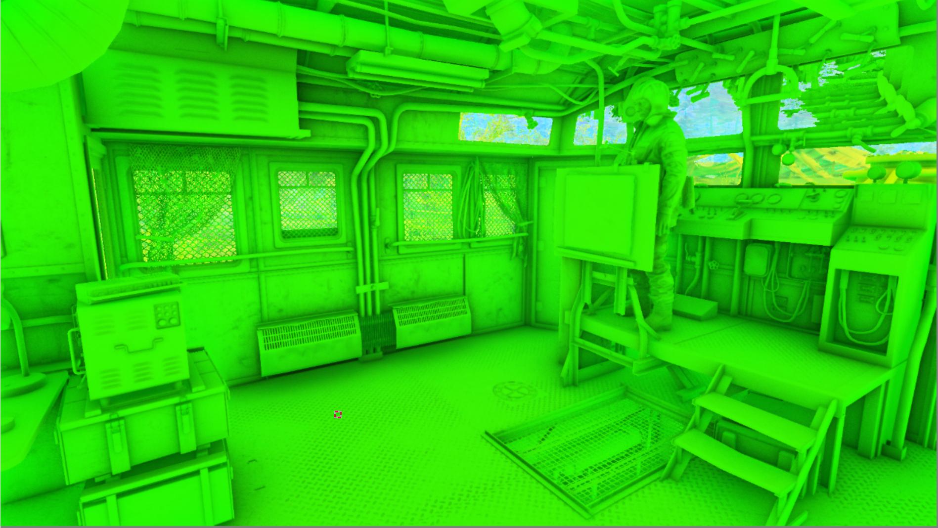 Особенности рендеринга в игре Metro: Exodus c raytracing - 10