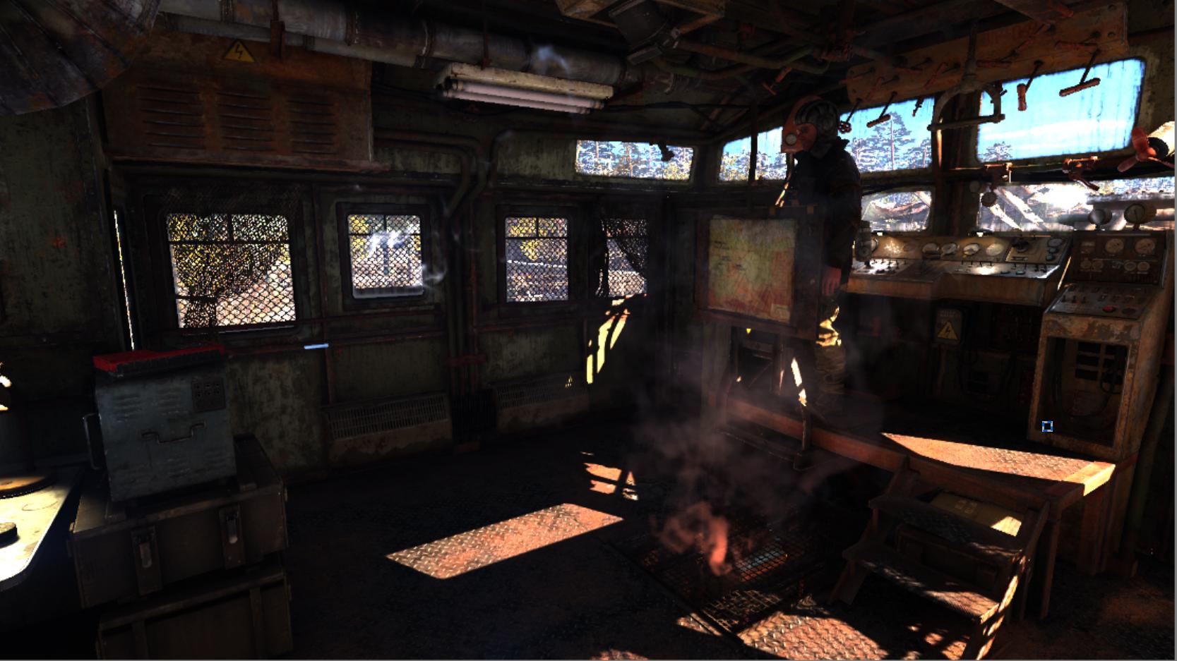 Особенности рендеринга в игре Metro: Exodus c raytracing - 14