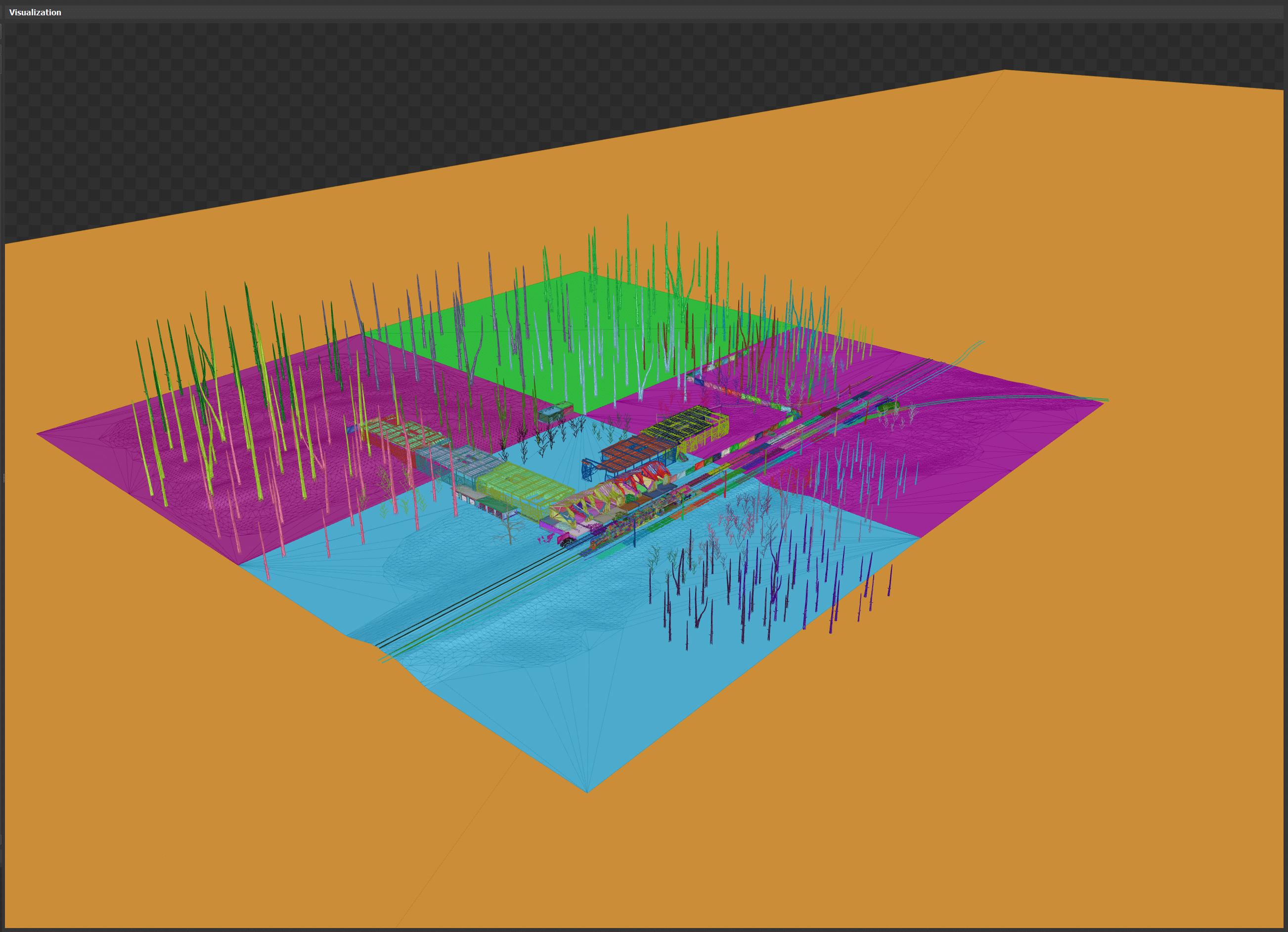 Особенности рендеринга в игре Metro: Exodus c raytracing - 15