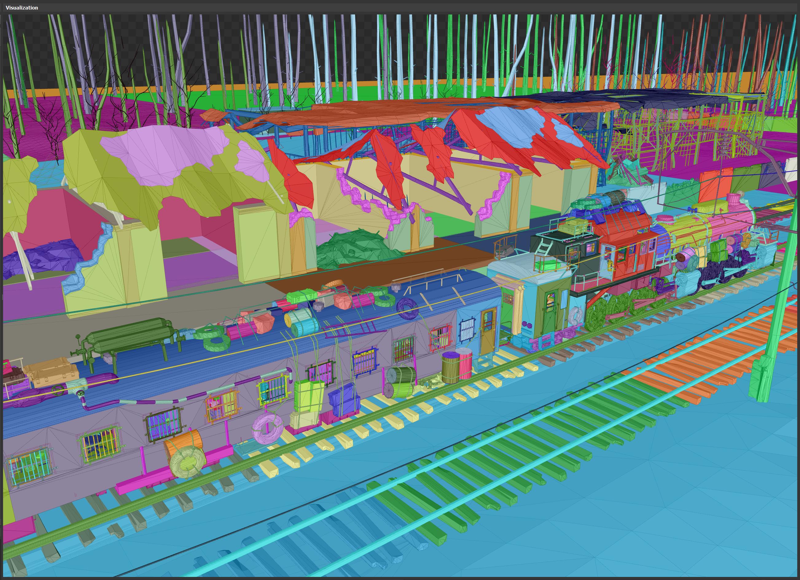 Особенности рендеринга в игре Metro: Exodus c raytracing - 16