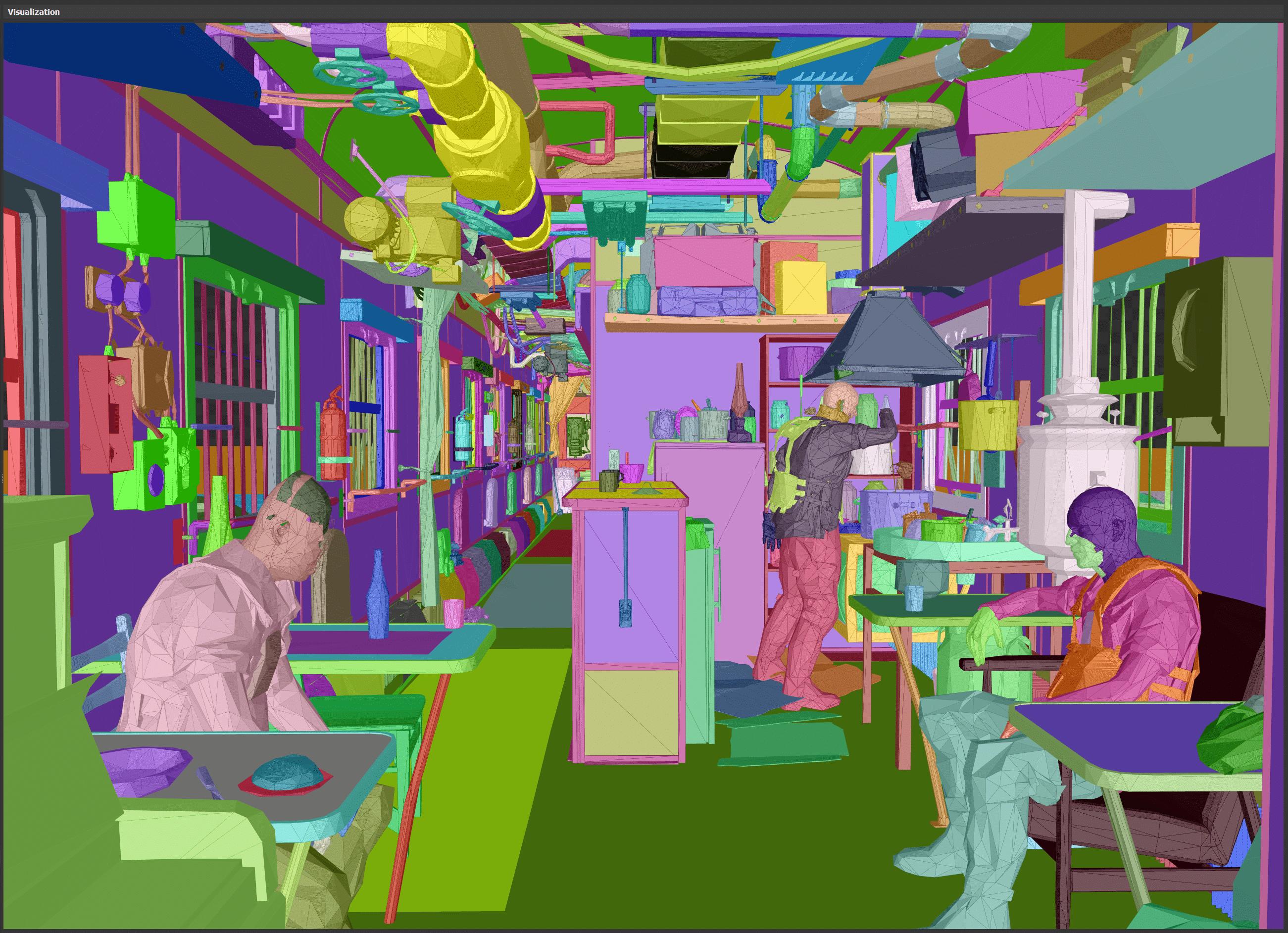 Особенности рендеринга в игре Metro: Exodus c raytracing - 20