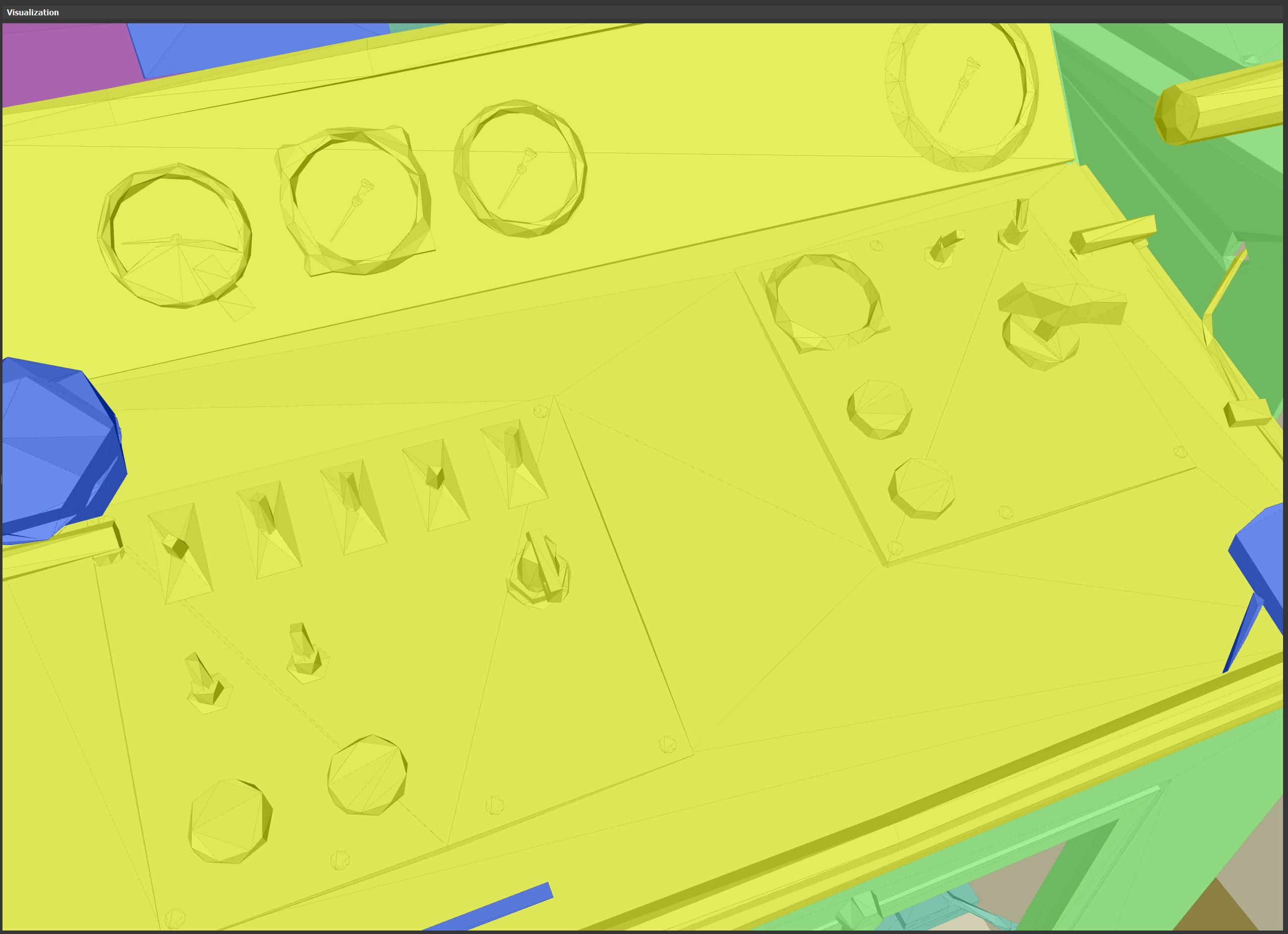 Особенности рендеринга в игре Metro: Exodus c raytracing - 21