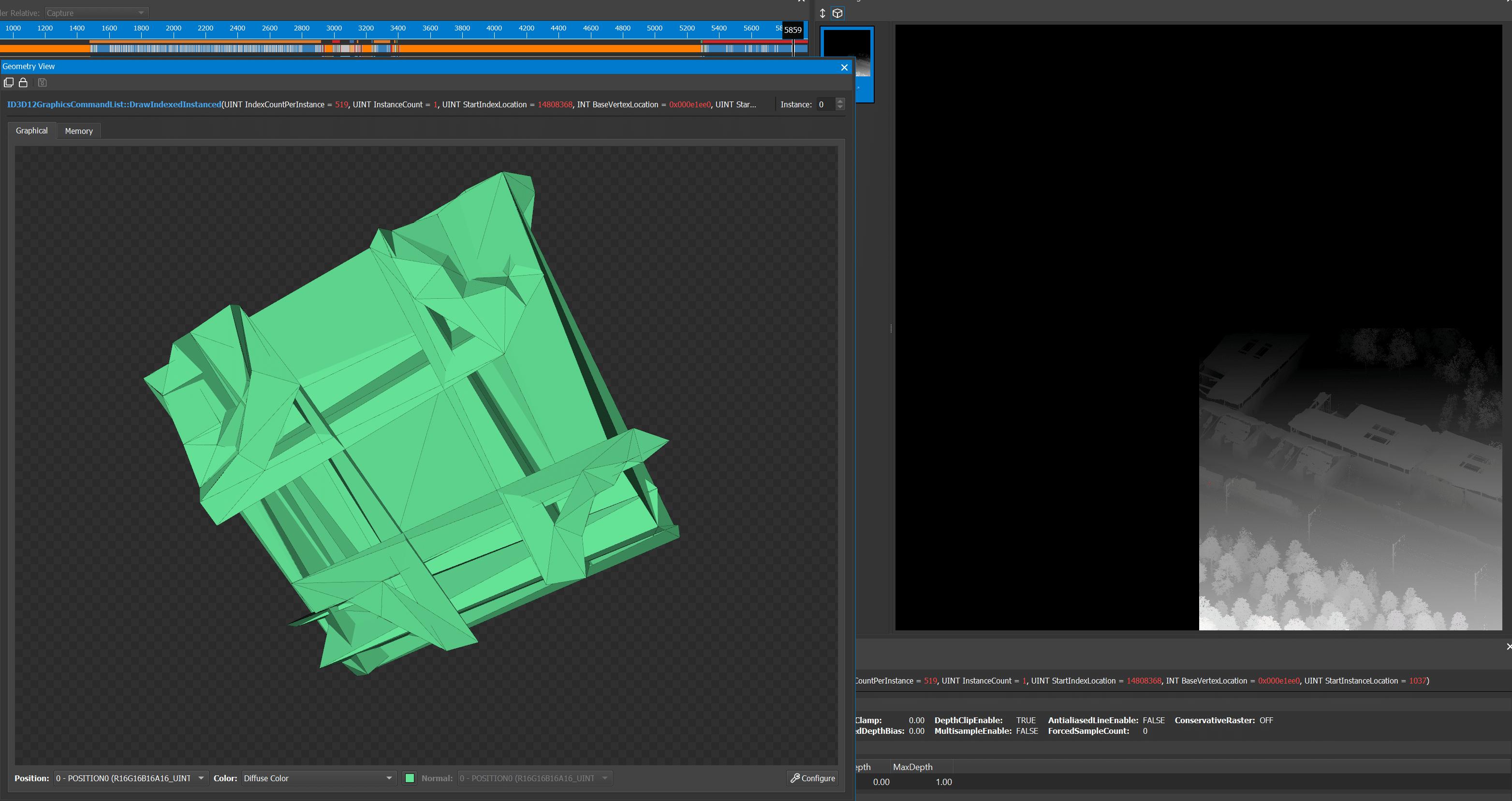 Особенности рендеринга в игре Metro: Exodus c raytracing - 24