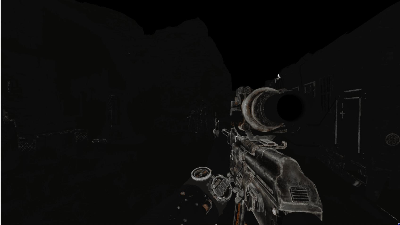 Особенности рендеринга в игре Metro: Exodus c raytracing - 27