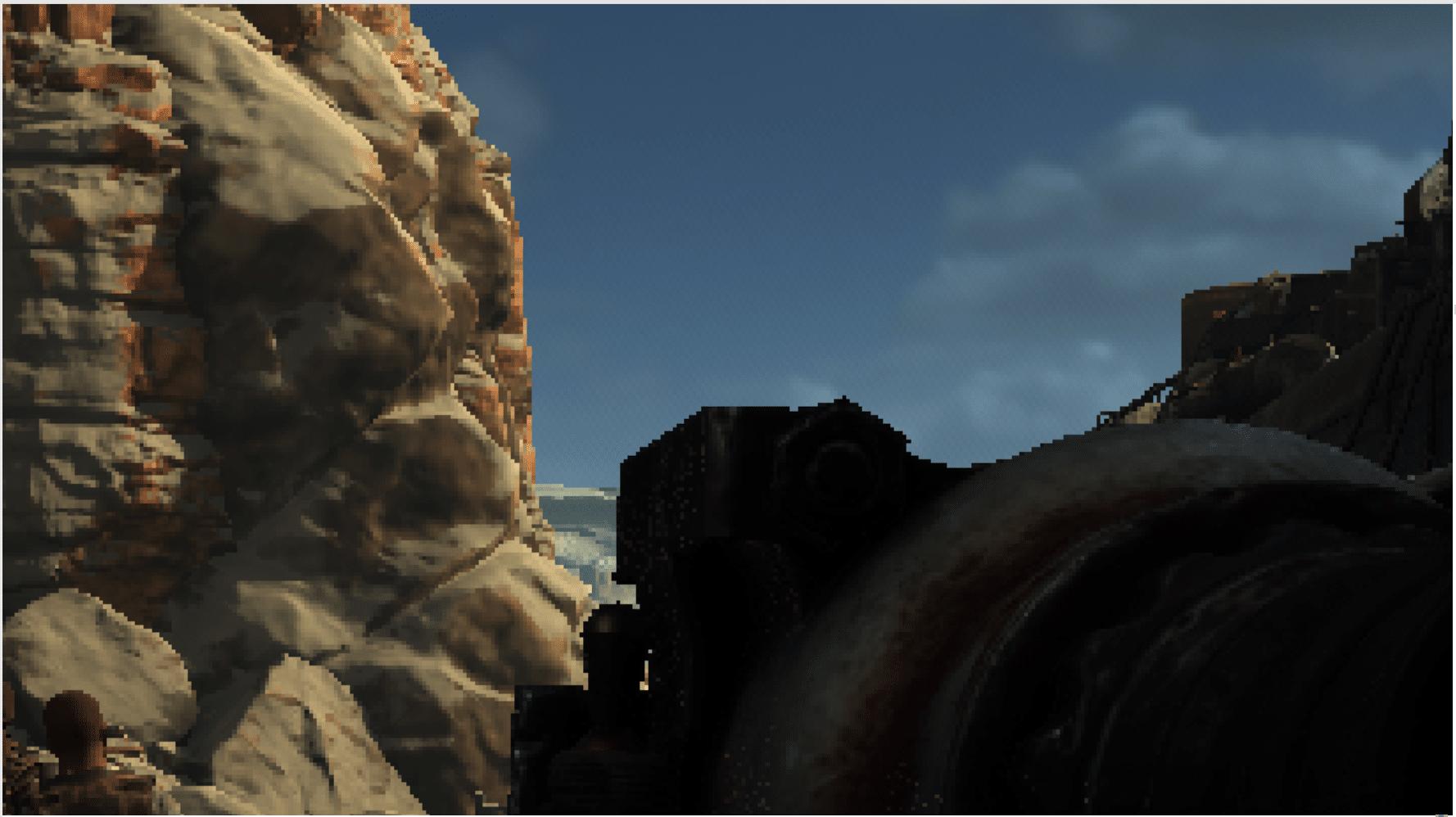 Особенности рендеринга в игре Metro: Exodus c raytracing - 31