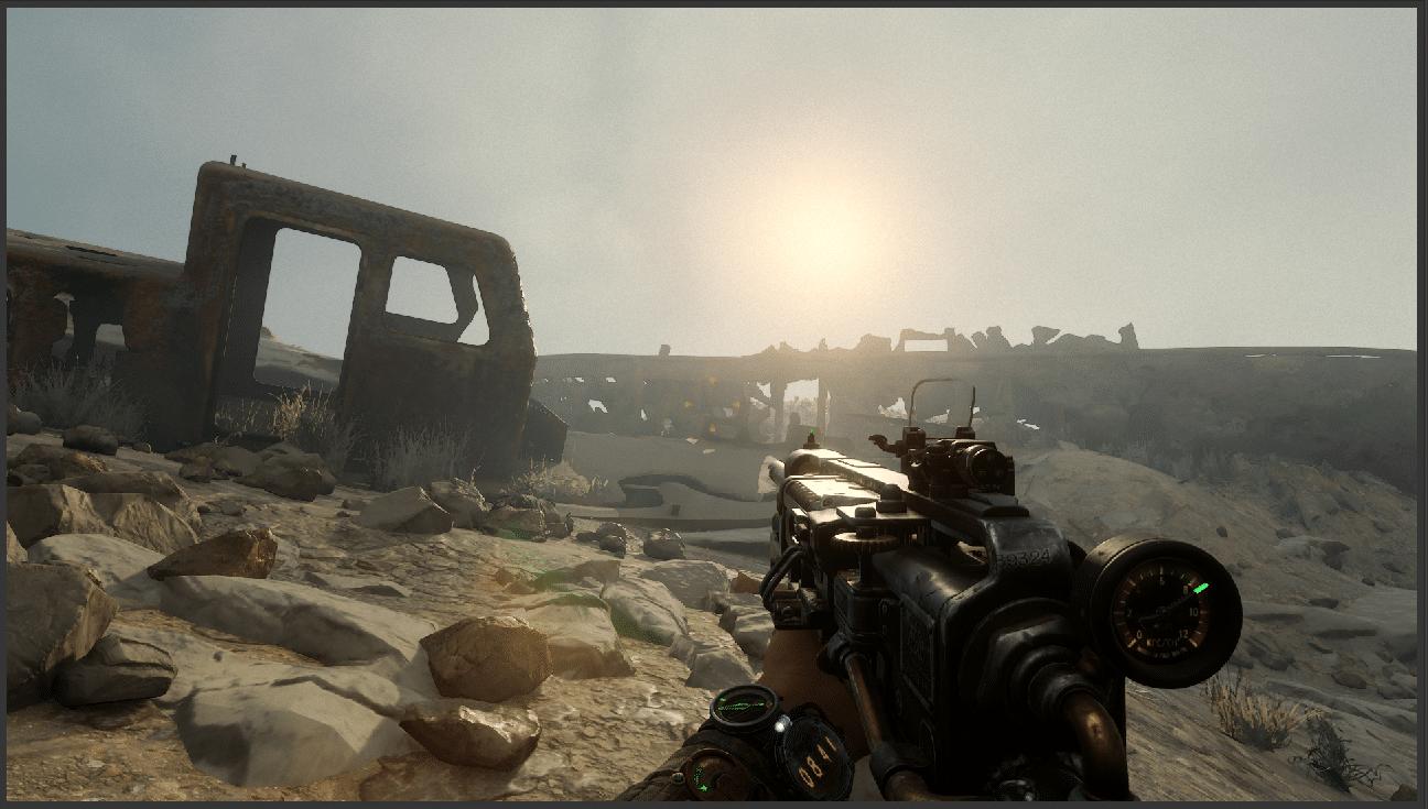 Особенности рендеринга в игре Metro: Exodus c raytracing - 33