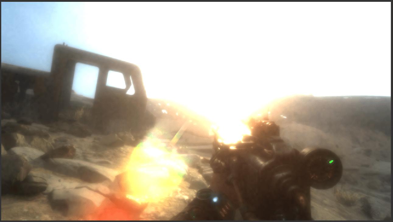 Особенности рендеринга в игре Metro: Exodus c raytracing - 34