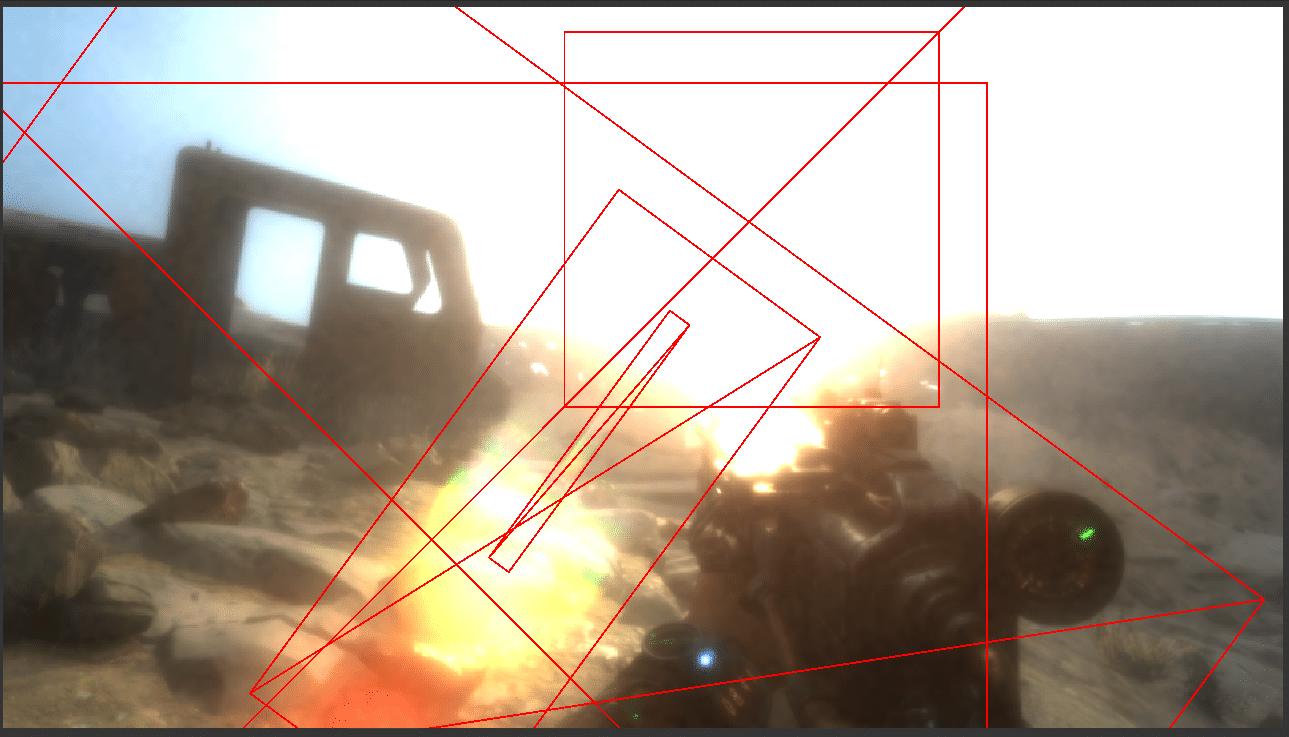 Особенности рендеринга в игре Metro: Exodus c raytracing - 35