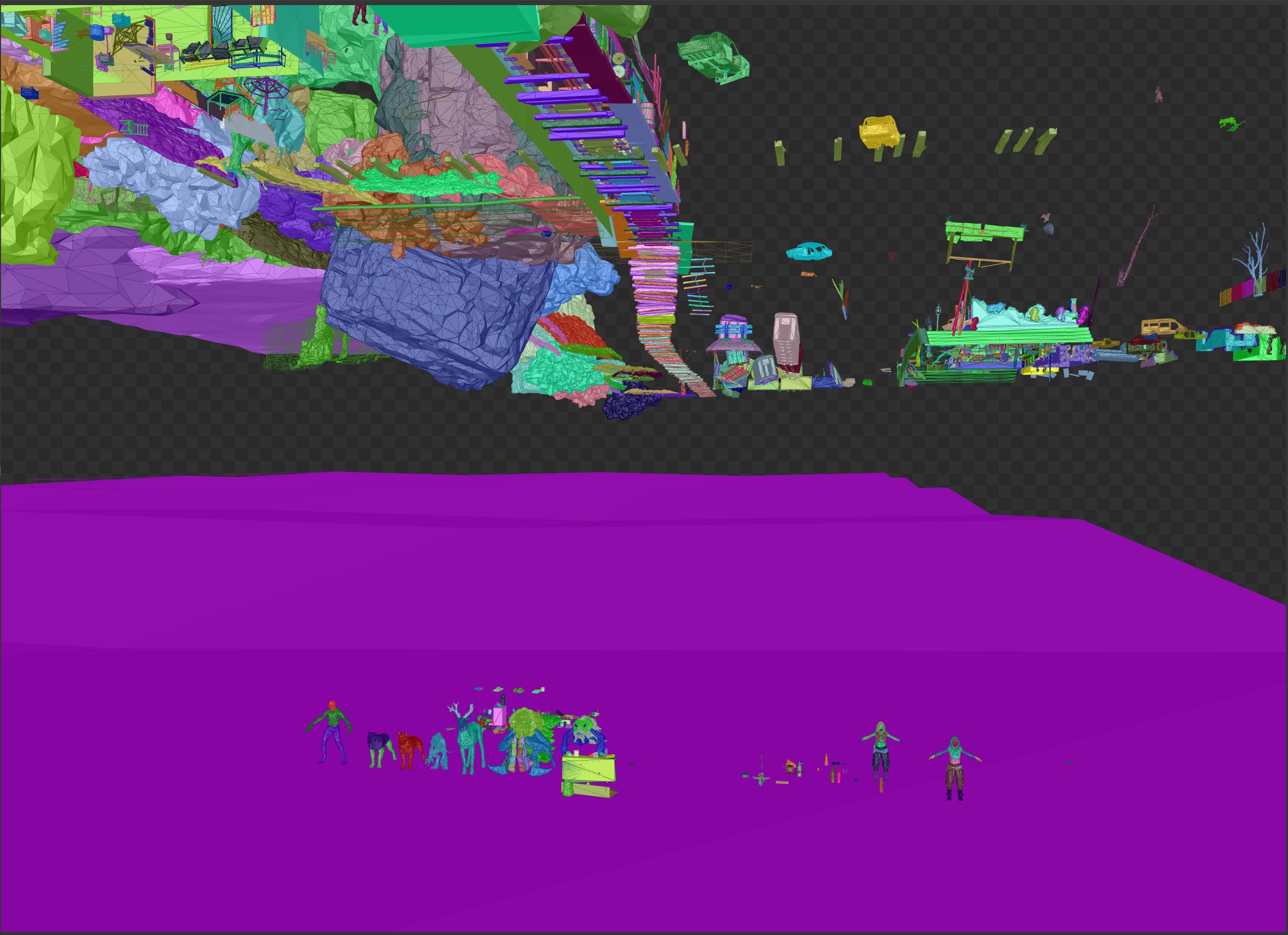 Особенности рендеринга в игре Metro: Exodus c raytracing - 42
