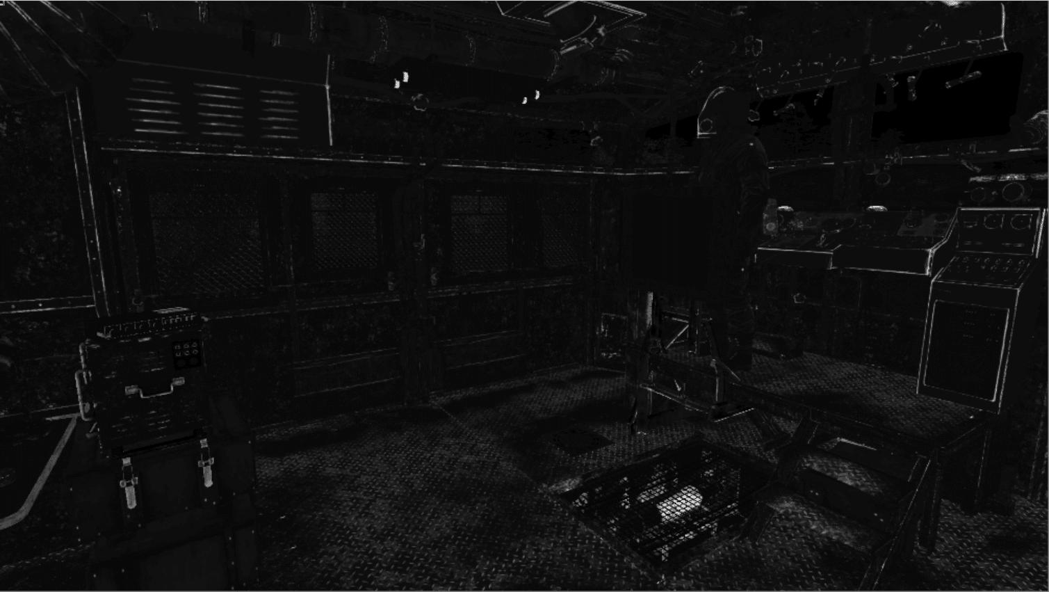 Особенности рендеринга в игре Metro: Exodus c raytracing - 7
