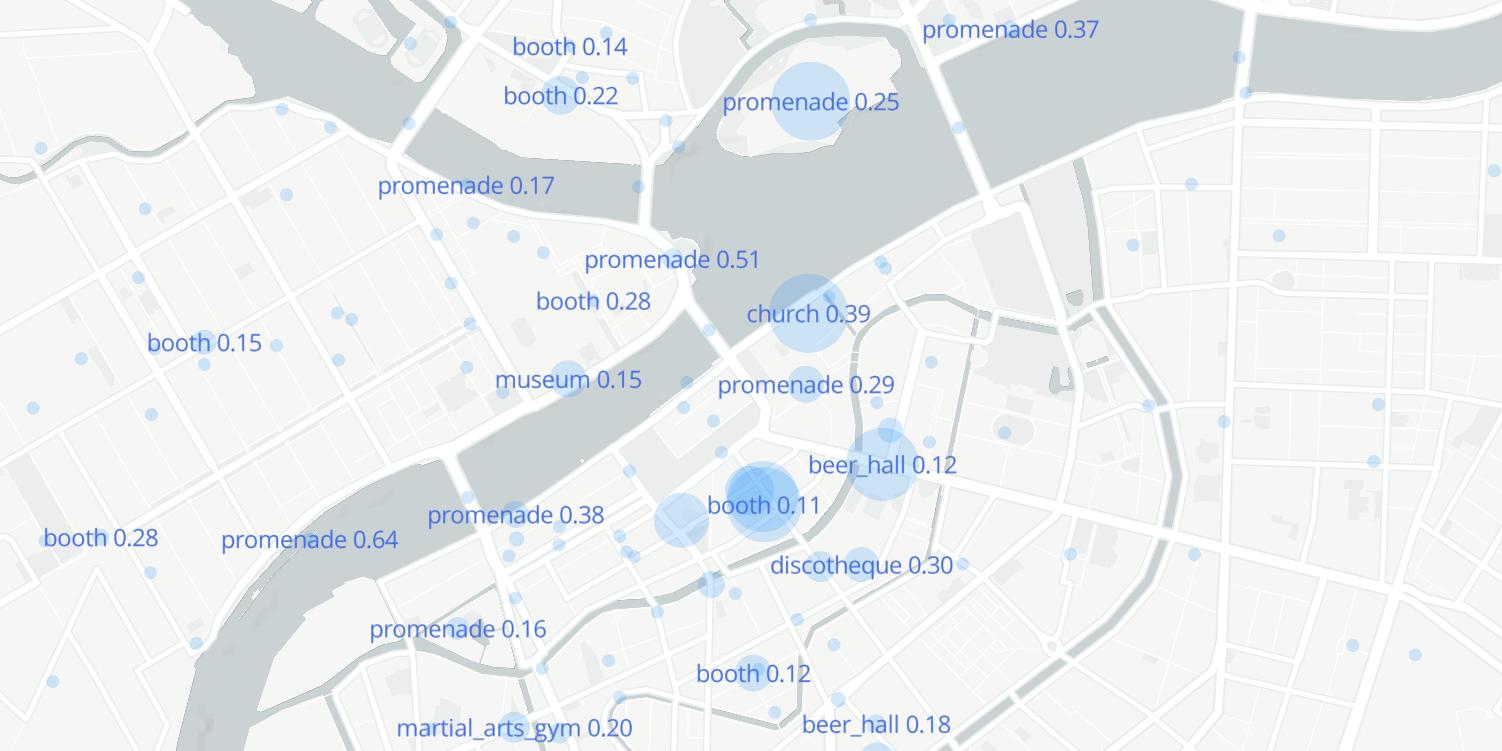 От Тулы до Берлина: анализ городов по Instagram - 1