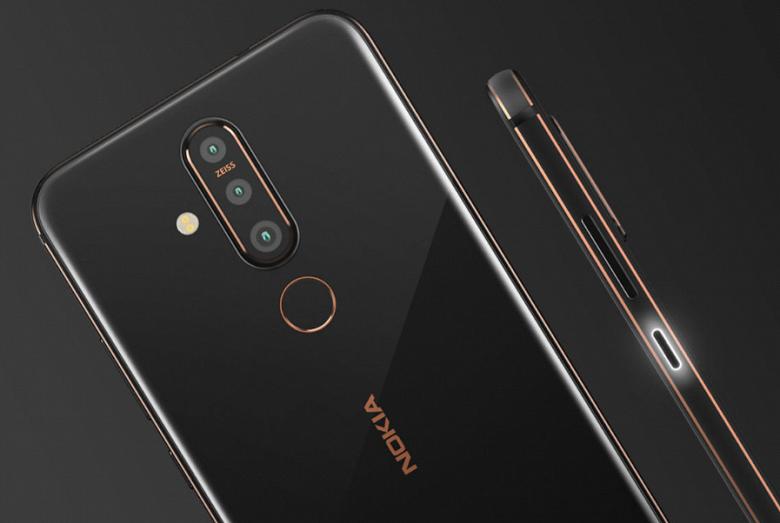 Первый смартфон Nokia с врезанной в экран камерой доступен по цене 327 долларов