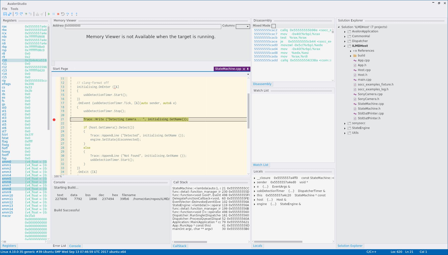 Релиз кросс-платформенного .NET UI-тулкита AvaloniaUI 0.8 - 8