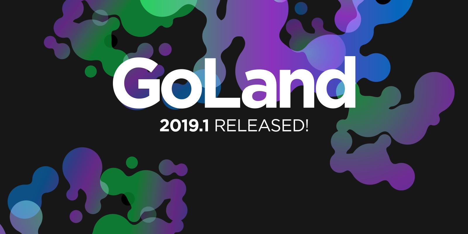 GoLand 2019.1: анализ производительности кода, Smart Step Into, рефакторинг Extract Interface, Nilness Analyzer и другое - 1