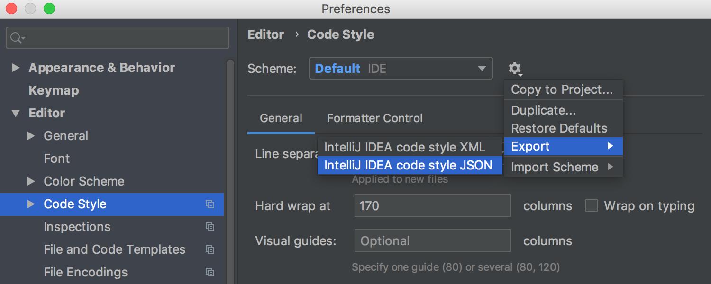 IntelliJ IDEA 2019.1: Кастомизация тем интерфейса, switch-выражения из Java 12, отладка внутри Docker-контейнеров - 10