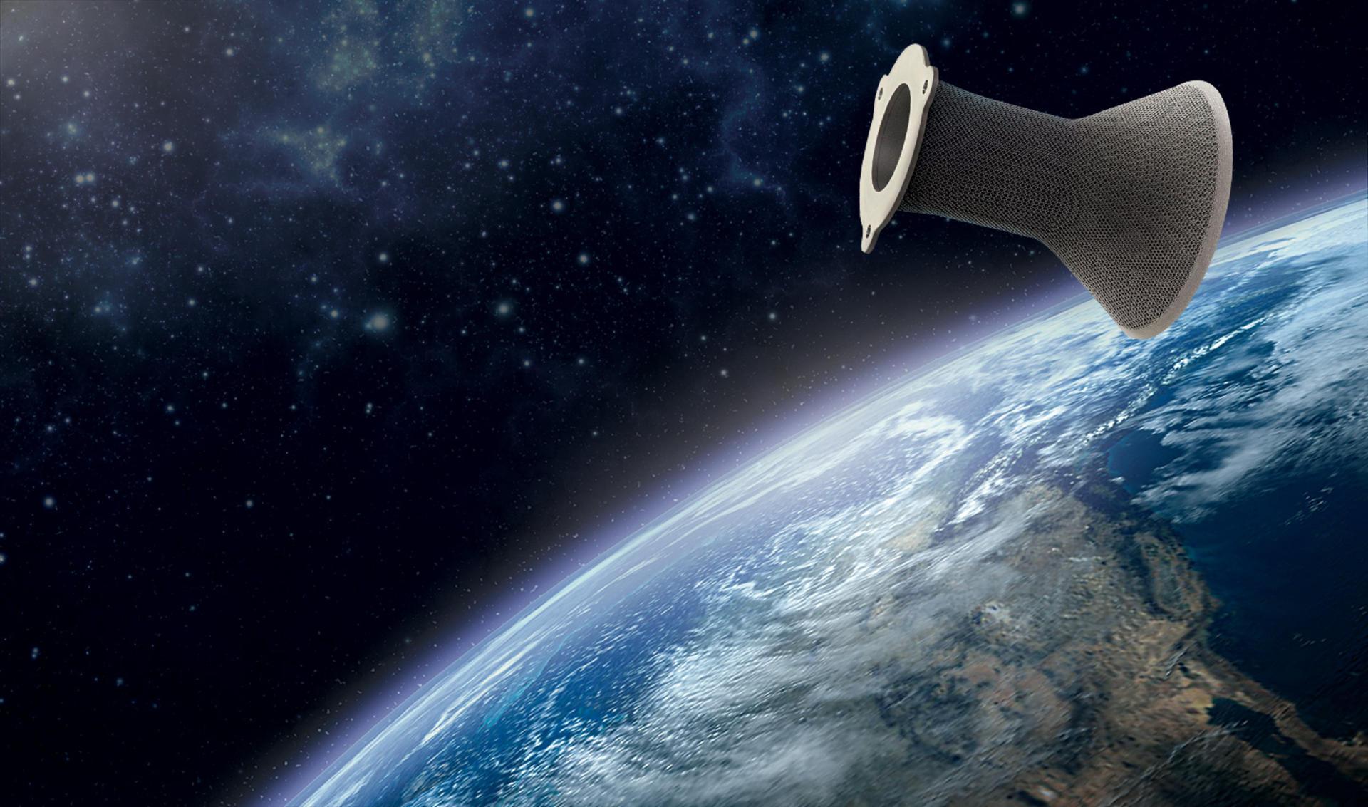 Европейское космическое агентство изучает возможность применения 3D-печати металлами - 1