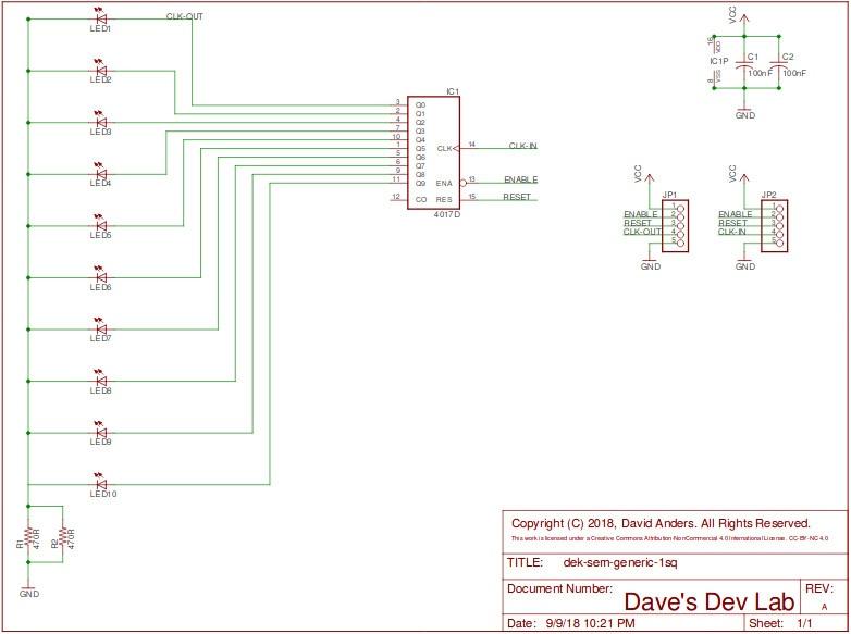 Миниатюрный функциональный аналог декатрона для реплики Harwell Dekatron Computer и не только - 2