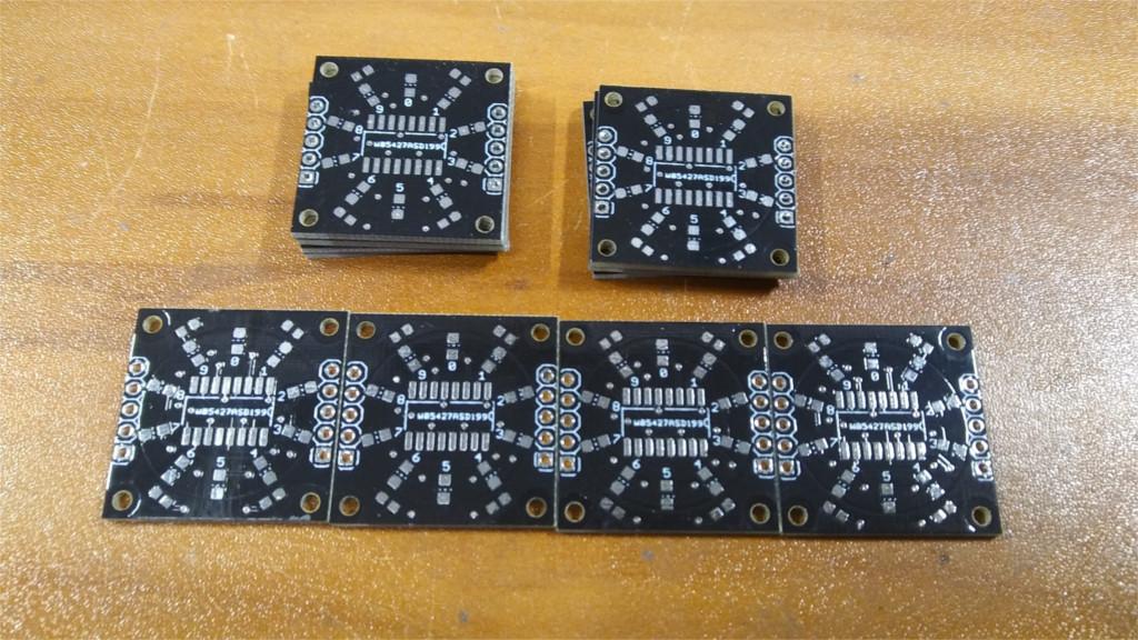 Миниатюрный функциональный аналог декатрона для реплики Harwell Dekatron Computer и не только - 7