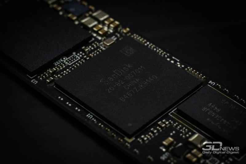 Новая статья: Обзор NVMe SSD-накопителя WD Black SN750: лавировали, да не вылавировали