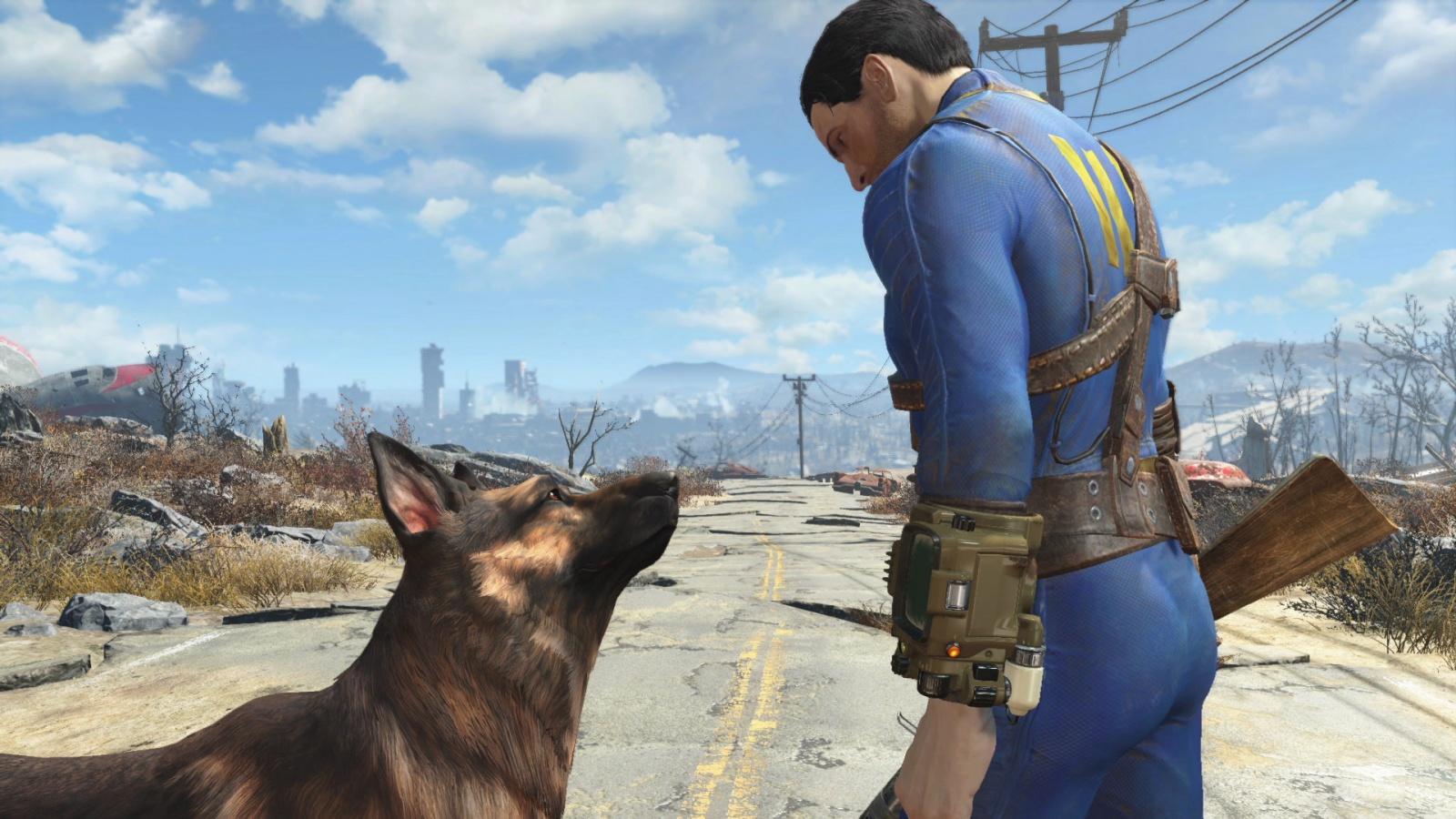 Полная история серии Fallout - 14