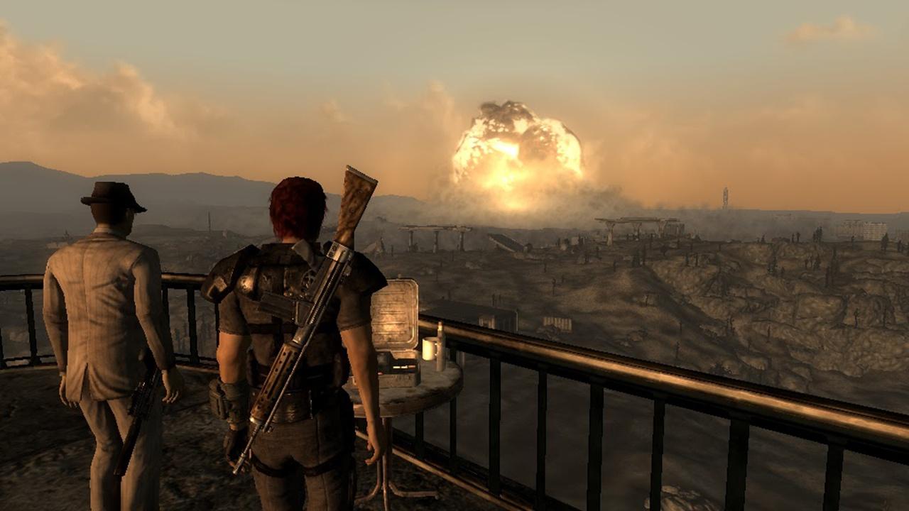 Полная история серии Fallout - 6