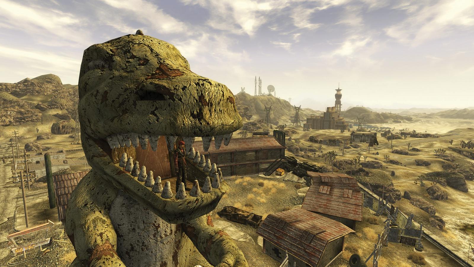Полная история серии Fallout - 9