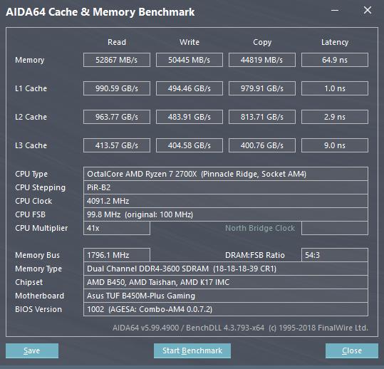 Скупой не платит дважды – настраиваем память на платформе AMD B450 и получаем бесплатную производительность - 13