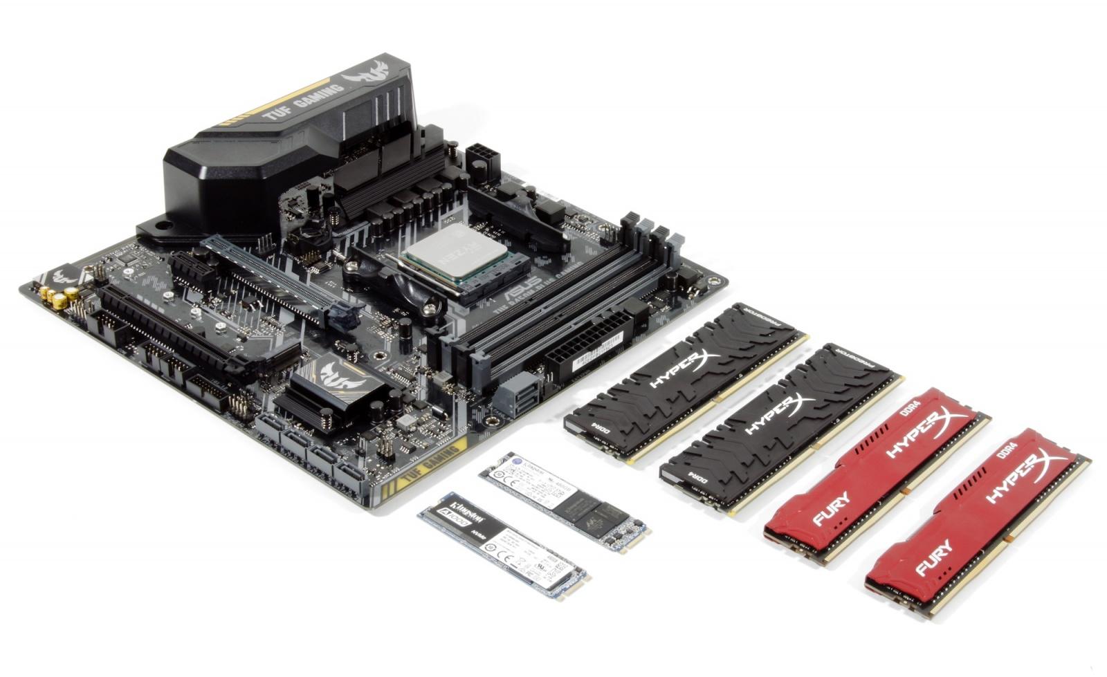 Скупой не платит дважды – настраиваем память на платформе AMD B450 и получаем бесплатную производительность - 28