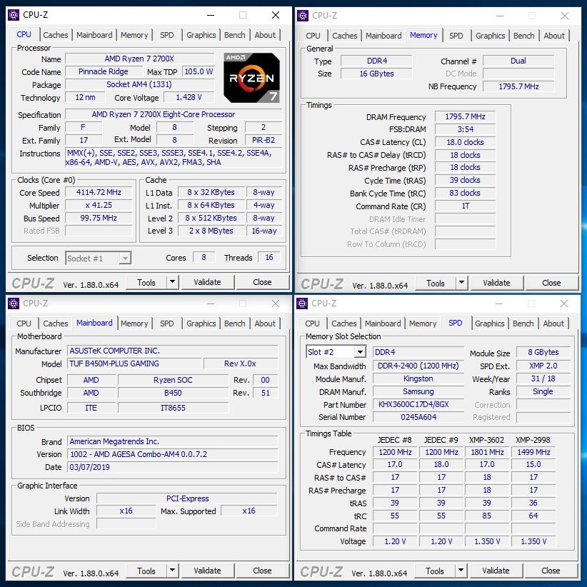 Скупой не платит дважды – настраиваем память на платформе AMD B450 и получаем бесплатную производительность - 6
