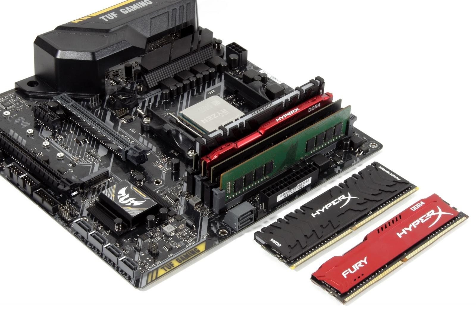 Скупой не платит дважды – настраиваем память на платформе AMD B450 и получаем бесплатную производительность - 1