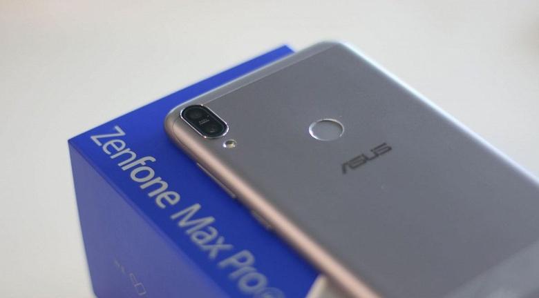 Смартфоны Asus Zenfone Max Pro M1 и Max Pro M2 наконец-то получили Android Pie