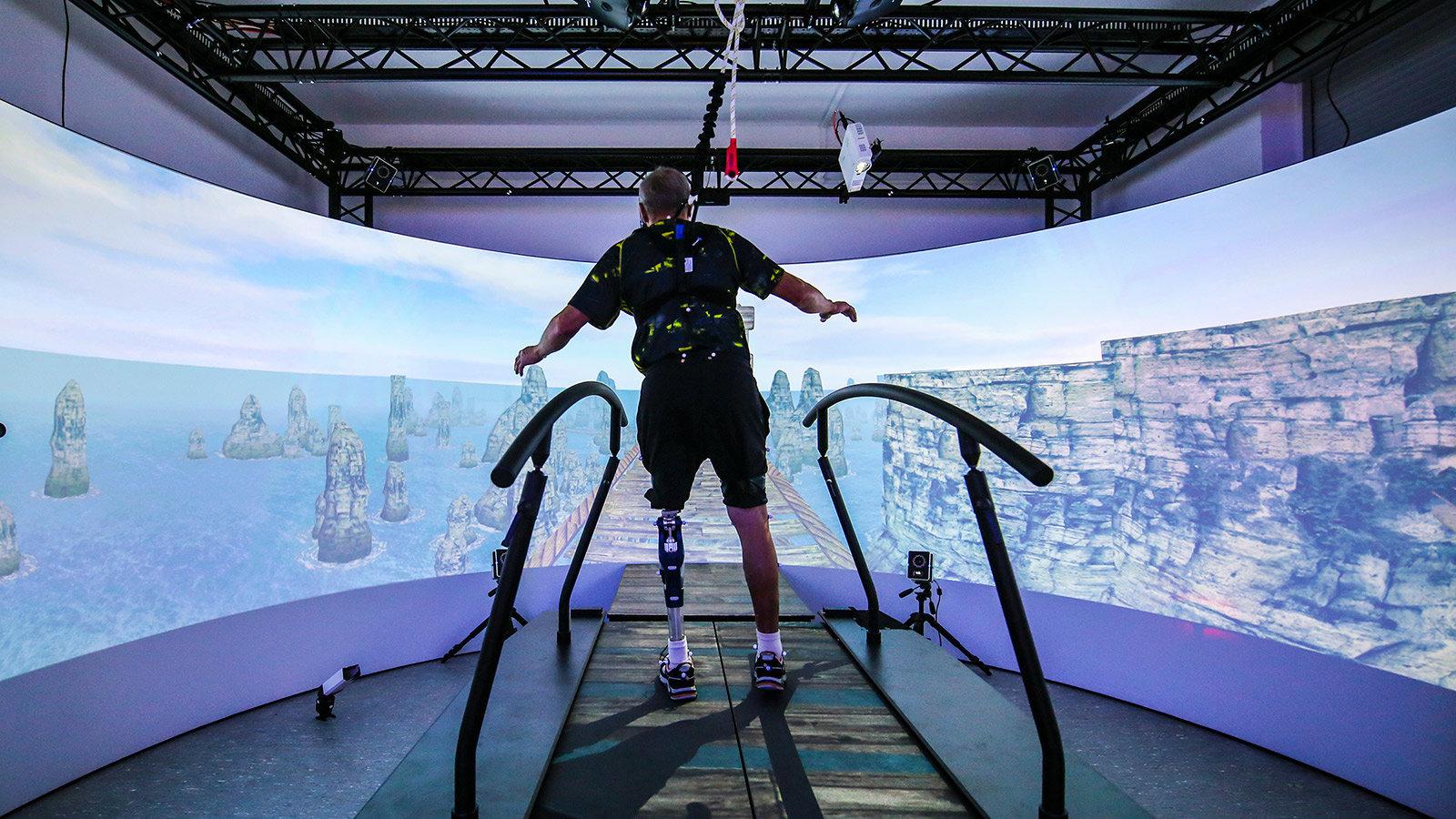 Виртуальная реальность – игра, лечение, жизнь. Технологии VR на службе реабилитационной медицины - 1
