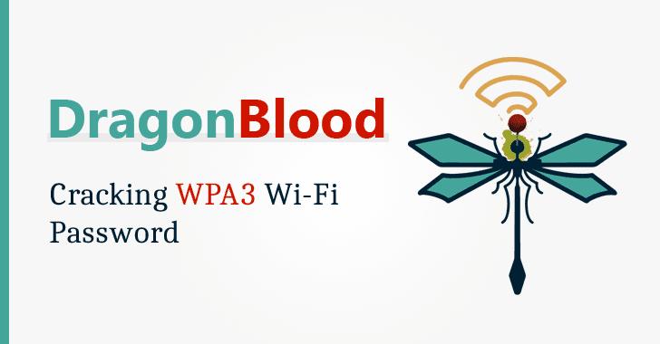 Взлом WPA3: DragonBlood - 1