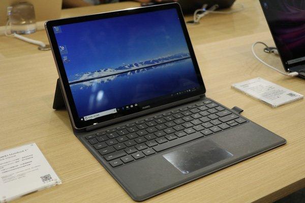 За месяц до премьеры: рассекречен ноутбук Huawei Matebook E 2019 на платформе Qualcomm Snapdragon 850 и с Windows 10