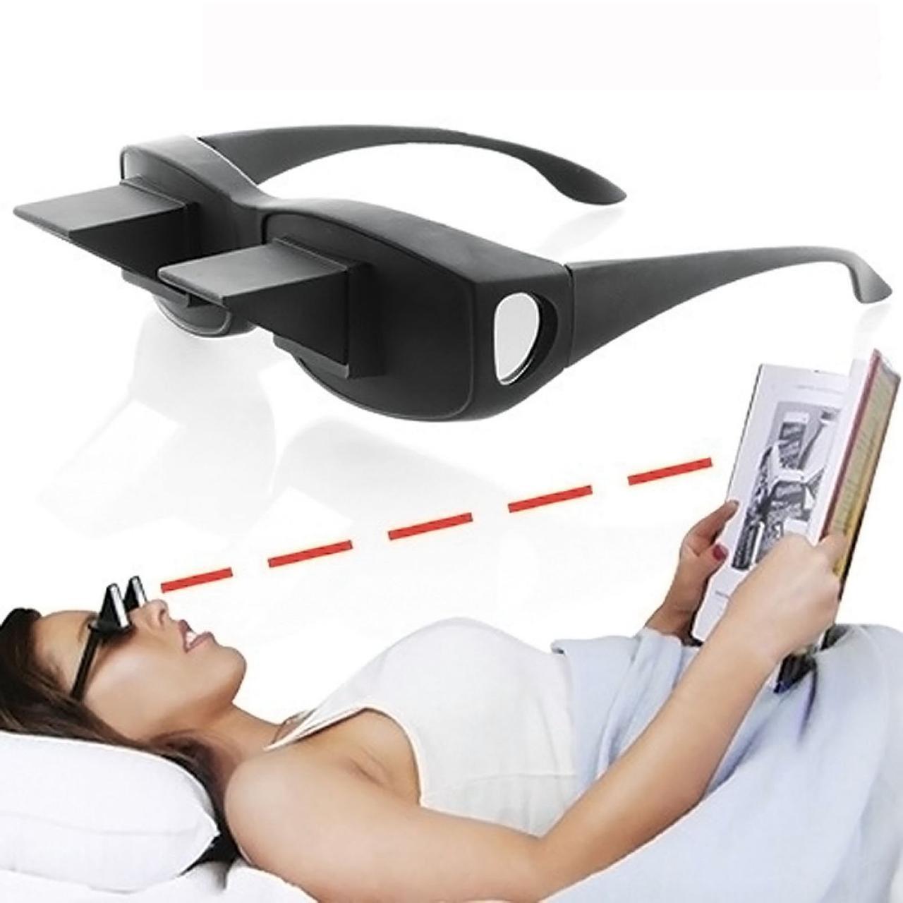 Занятный опыт просмотра видео: вместо VR — очки с зеркалами Ximmerse Visor-X - 13