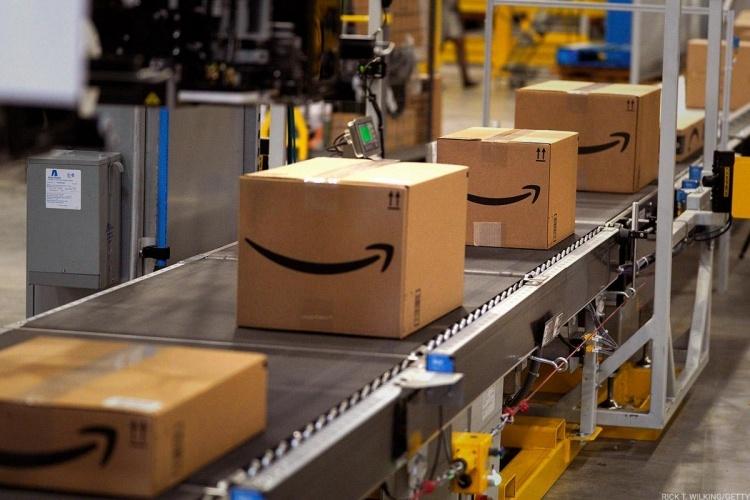Amazon купила разработчика складских роботов Canvas Technology