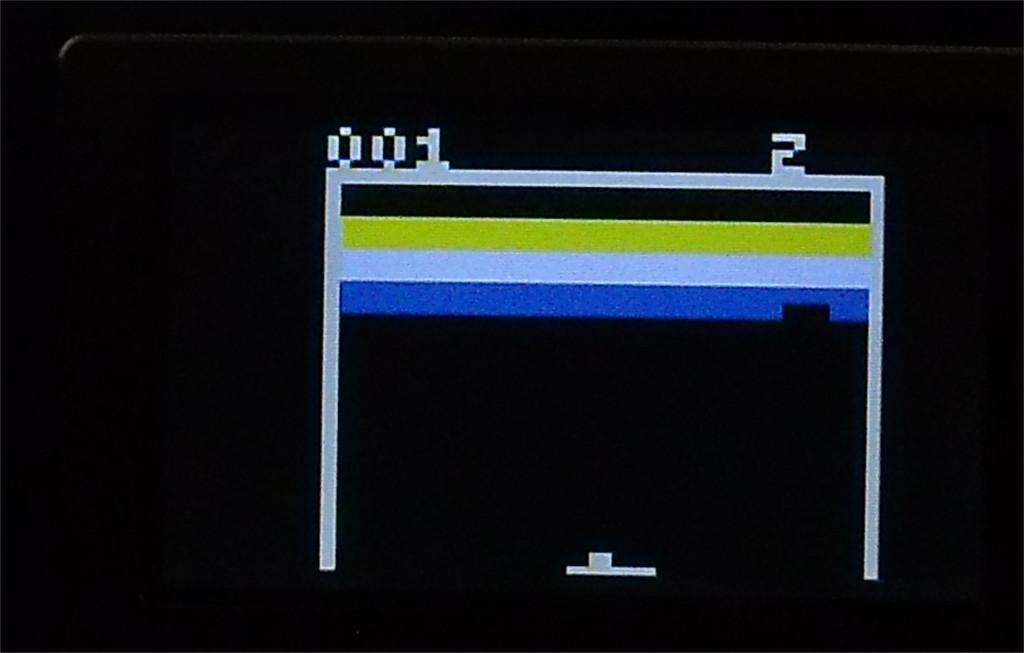 Breakuot-подобная игра на PIC12F1572 - 3