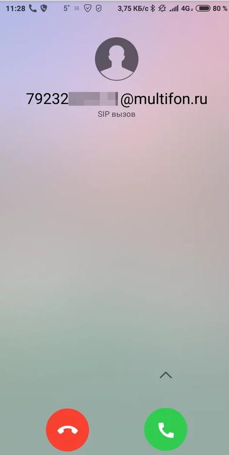 SIP от Мегафона по домашнему тарифу - 5