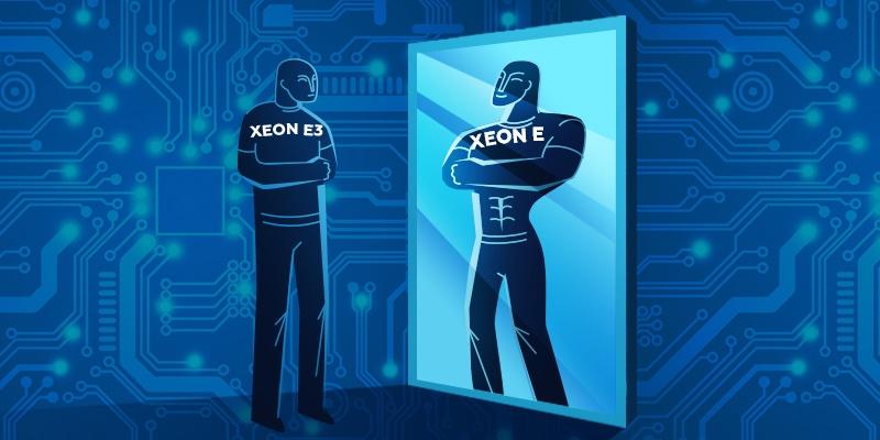 Чего ждать от новых Xeon E. Сравниваем с E3 и делаем выводы - 1
