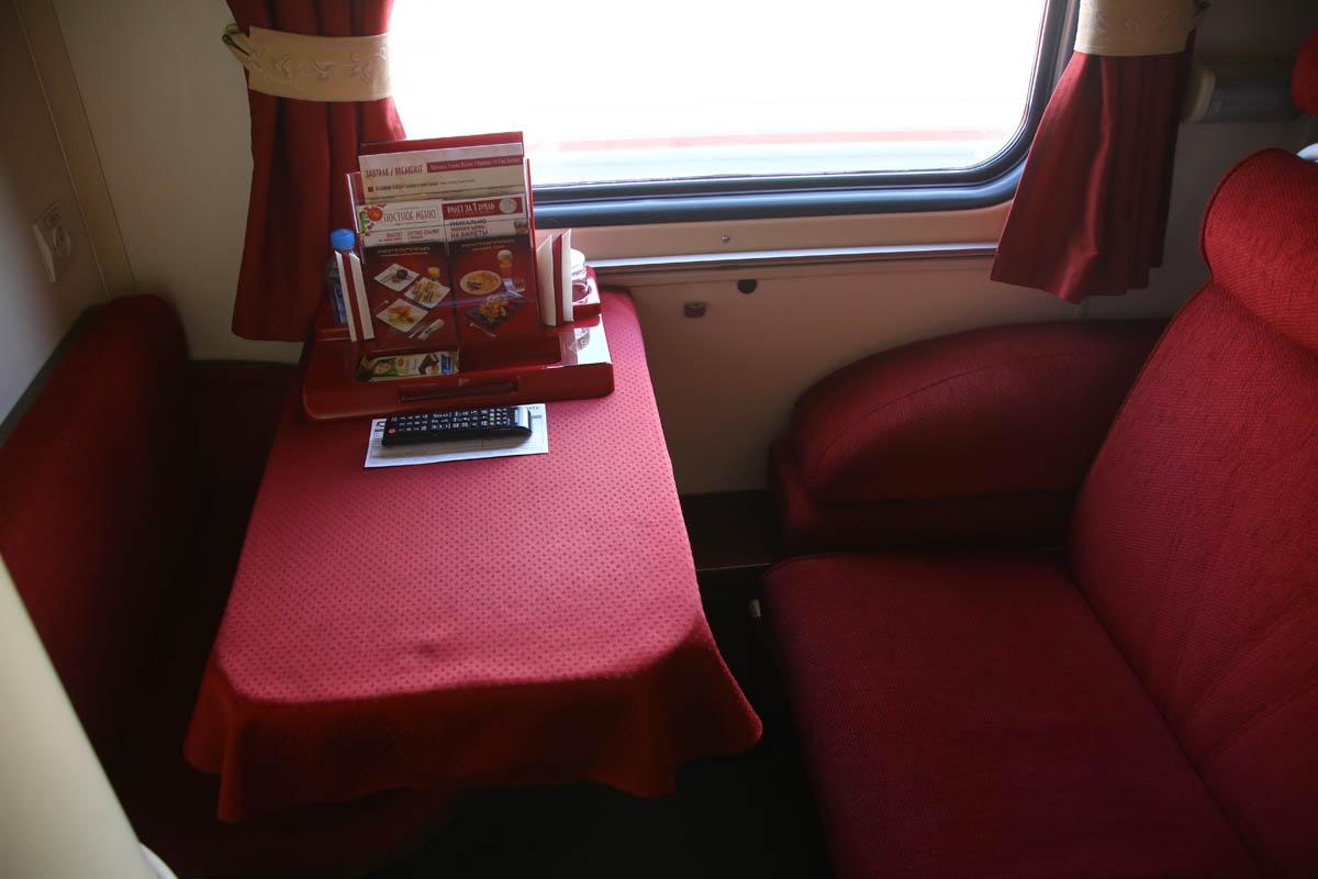 Гранд Экспресс: первый частный поезд в России - 12